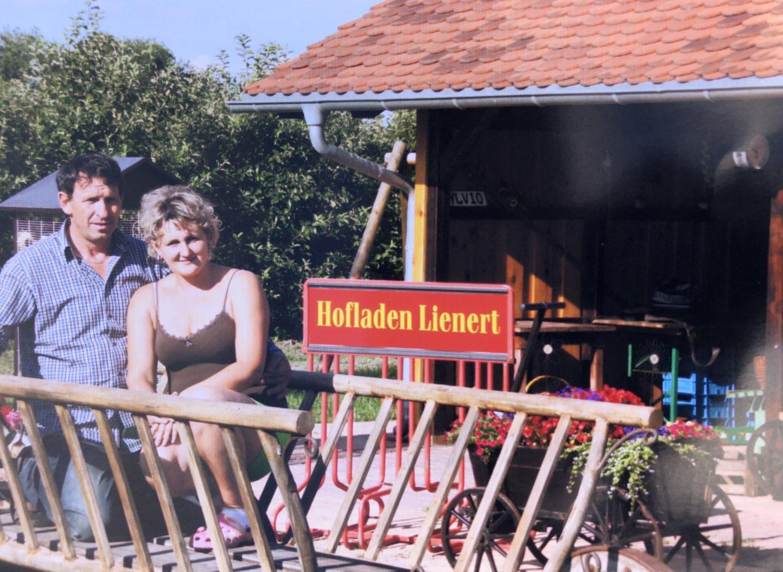Sylvio und Silvia haben 2007 die ersten Obstbäume gepflanzt